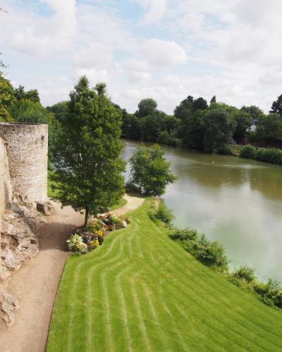 Remparts du château