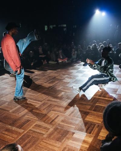 Battle hip-hop ©David_Gallard
