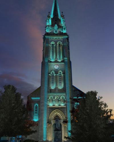 Eglise St Jean-Baptiste